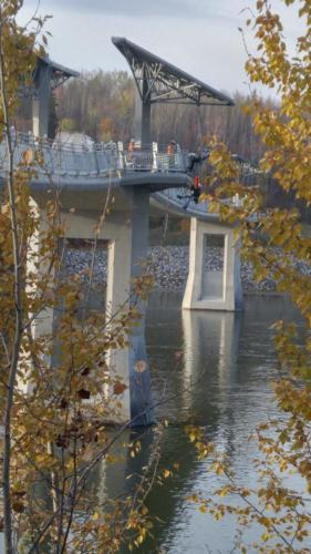 Terwillegar Bridge Edmonton